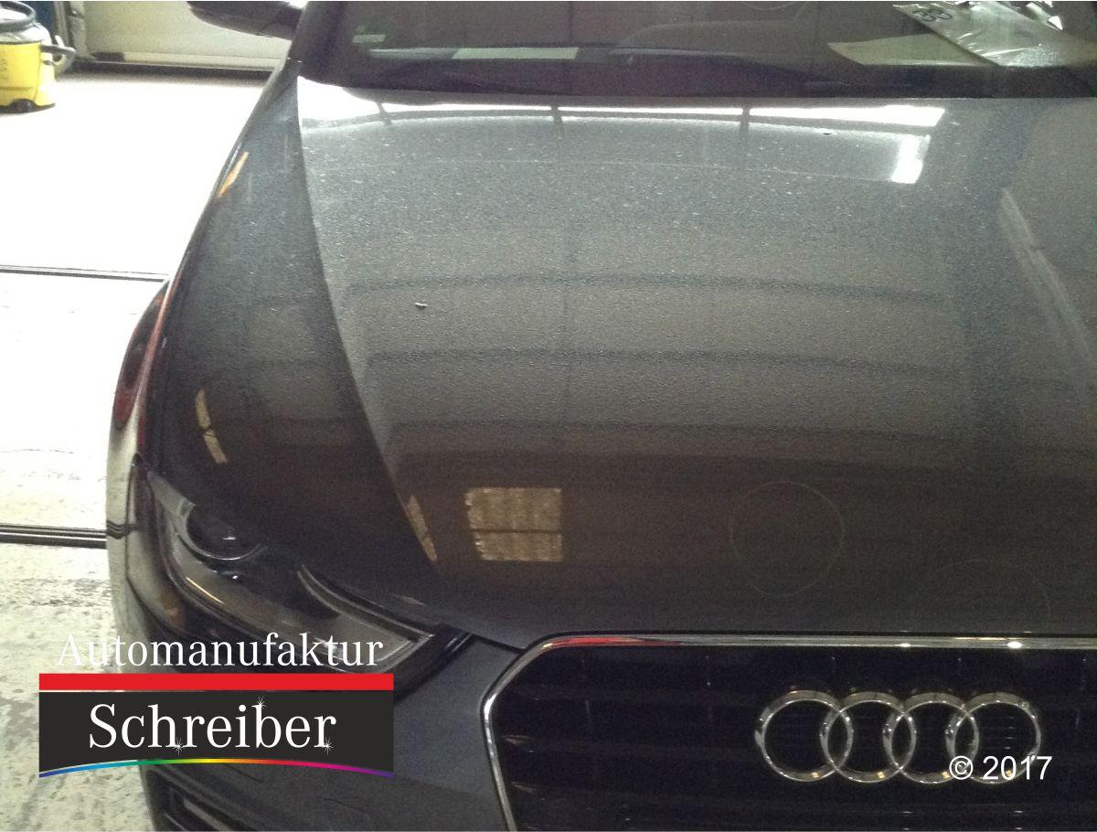 Audi A4 Avant grau Startbild