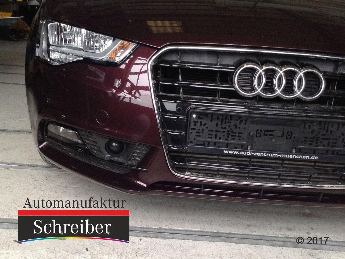 Audi A5 Sportback Startbild