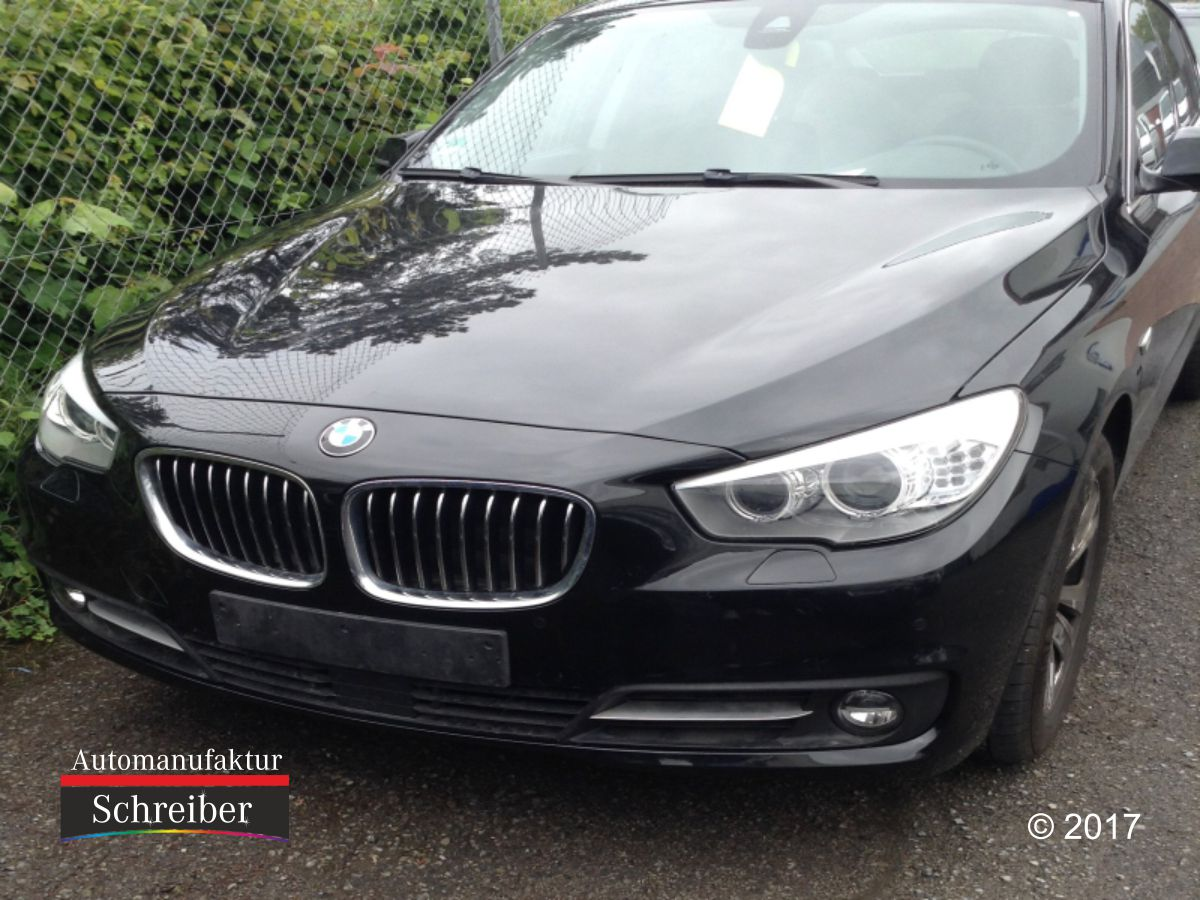 BMW 5er GT Startbild